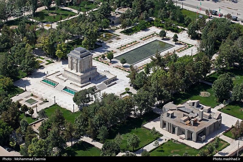 نخستین دفتر گردشگری ادبی ایران در آرامگاه فردوسی افتتاح شد