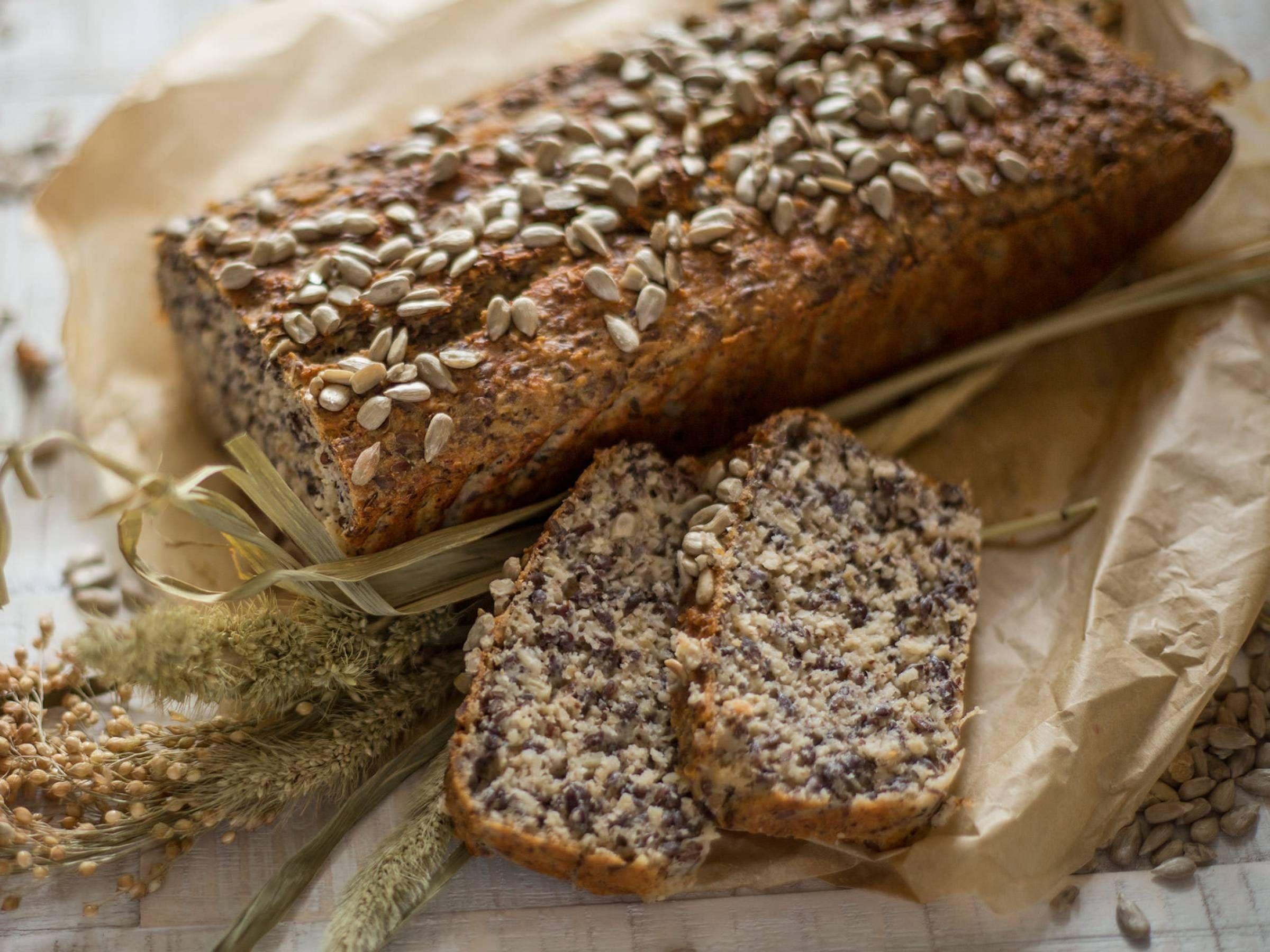 طرز تهیه نان رژیمی