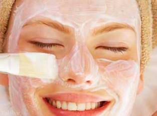 طرز تهیه ماسک زیبایی برای صورت