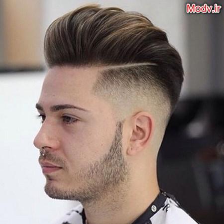 مدل موی پسران اروپایی جدید در سال 2016