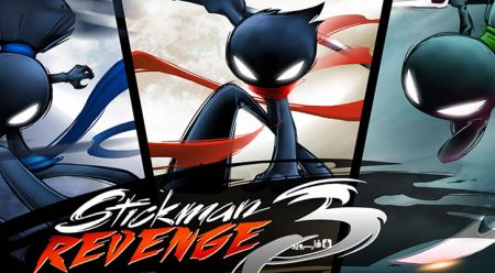 """دانلود Stickman Revenge 3 1.0.15 – بازی اکشن """"انتقام استیکمن 3"""" اندروید"""