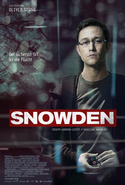 دانلود رایگان فیلم خارجی Snowden 2016