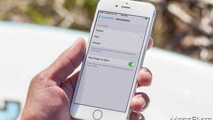 چگونه بدون فشردن دکمهی Home قفل صفحهی iOS 10 را باز کنیم؟
