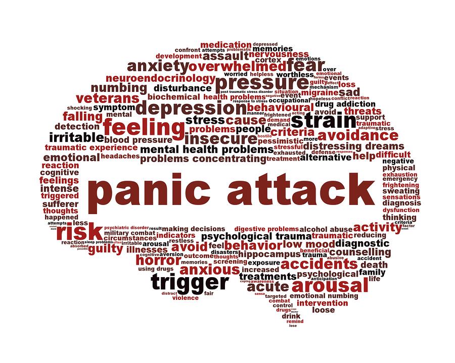 اختلال هراس: panic disorder علل,درمان,پیشگیری...