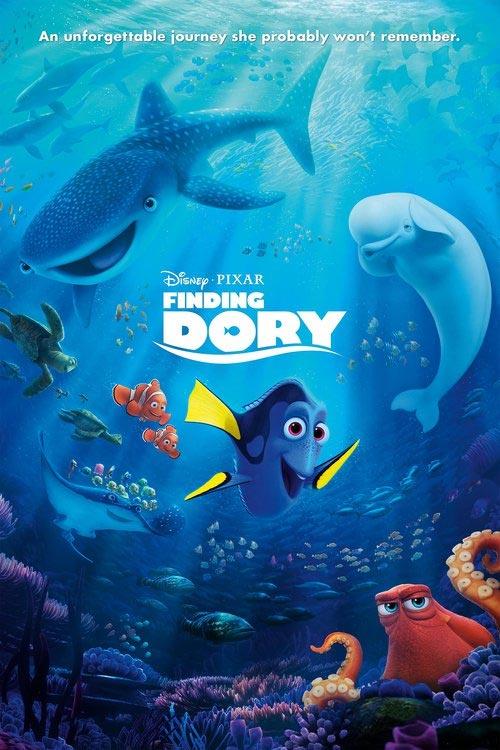 دانلود رایگان فیلم خارجی Finding Dory 2016