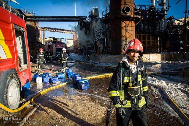 انفجار منزل مسکونی در خیابان فاطمی/ سه نفر راهی بیمارستان شدند