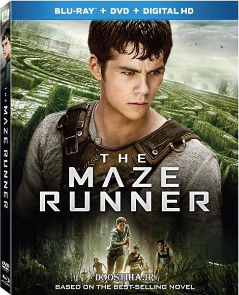 دانلود فیلم دونده مارپیچ The Maze Runner 2014