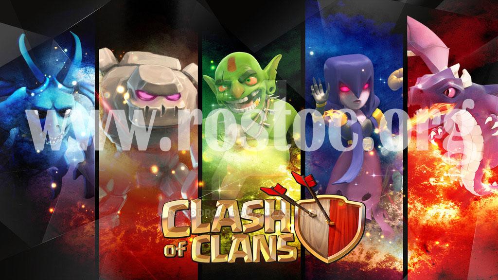 بررسی تغییرات در Clash of Clans 8.551.4