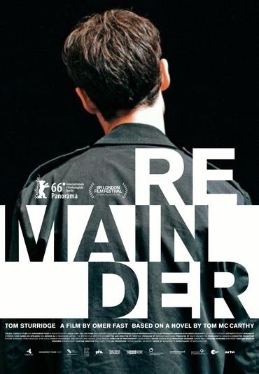 دانلود رایگان فیلم خارجی Remainder 2015