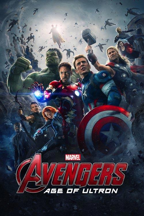 دانلود فیلم Avengers Age of Ultron 2015