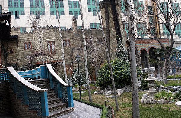 با ارزش ترین خانه جهان در تهران/ همه چیز اینجا زیباست!