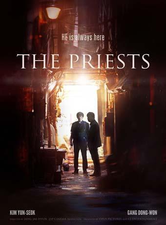 دانلود رایگان فیلم خارجی The Priests 2015