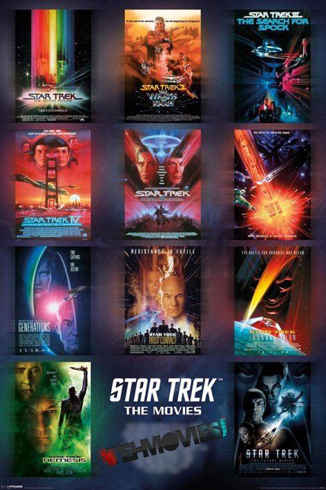 دانلود کالکشن تمامی فیلم های Star Trek