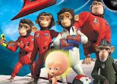 دانلود انیمیشن میمون های فضایی+دوبله فارسی