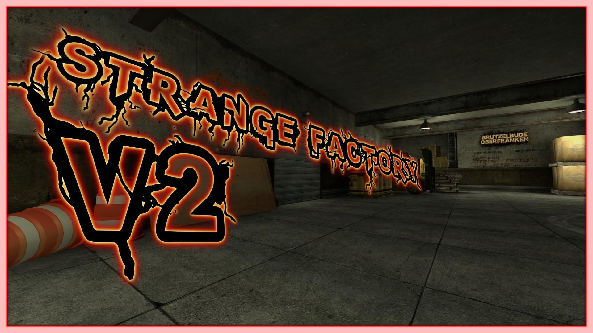 دانلود مپ دثران deathrun_Strange-Factory برای کانتر گو