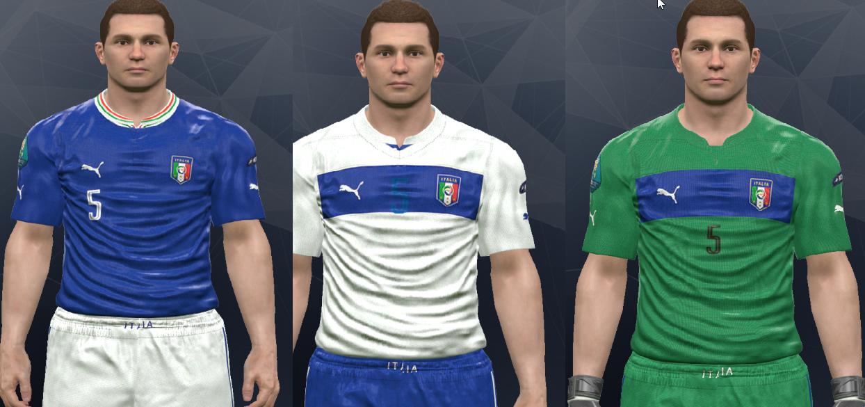 کیت ایتالیا 2012 --درخواستی کاربران