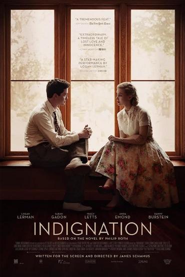 دانلود رایگان فیلم خارجی Indignation 2016