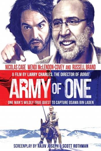 دانلود رایگان فیلم خارجی Army Of One 2016