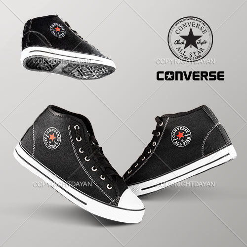 کفش دخترانه Converse مدل Rinko