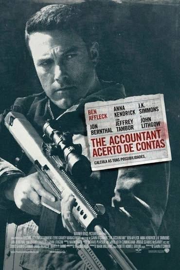 دانلود رایگان فیلم خارجی The Accountant 2016