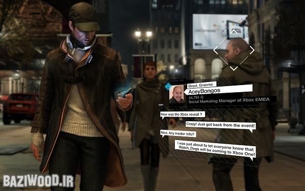 اطلاعات کامل بازی  Watch Dogst