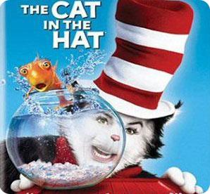 دانلود فیلم سینمایی گربه ی کلاه به سر +دوبله فارسی