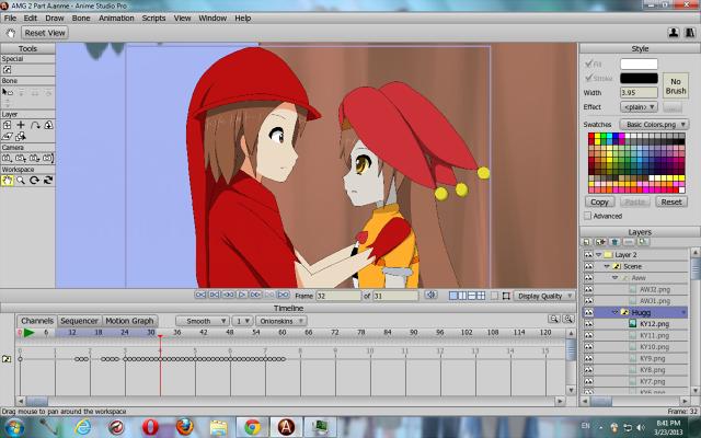 دانلود نرم افزار Anime Studio Pro 11.2 Build 18233