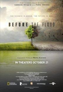 دانلود رایگان فیلم خارجی Before The Flood 2016