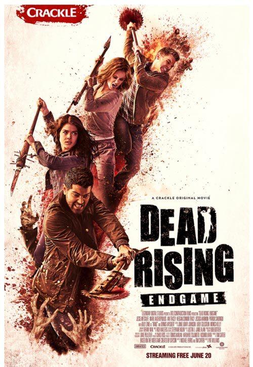 دانلود فیلم Dead Rising Endgame 2016