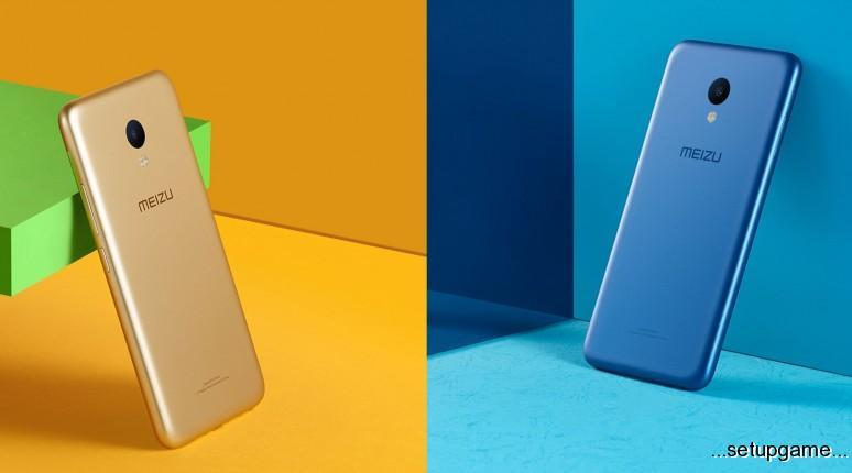 Meizu M5 با بدنه ی پلی کربنات و با قیمت تنها 103 دلار معرفی شد