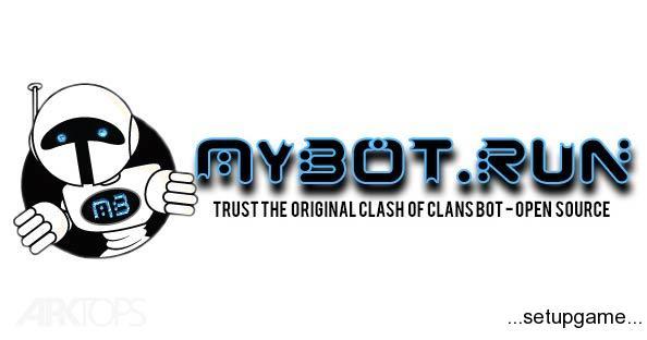 Mybot v6.3.u5 دانلود ربات مای بات بازی کلش اف کلنز + نسخه مود