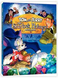 دانلود انیمیشن تام و جری دستیاران شرلوک هلمز +دوبله فارسی