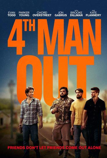 دانلود رایگان فیلم خارجی ۴th Man Out 2015