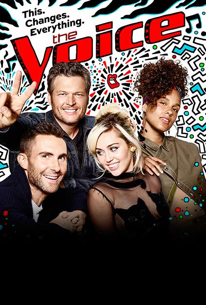 دانلود قسمت جدید مسابقه خوانندگی The Voice محصول شبکه NBC آمریکا