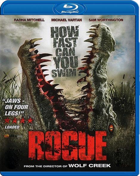 دانلود دوبله فارسی فیلم تمساح Rogue 2007