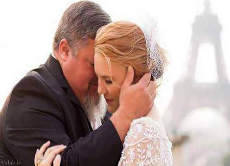 ازدواج غیر اخلاقی پدر بزرگ با نوه اش (+عکس)
