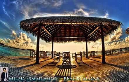 دانلود آهنگ زیبای Beach Alone میلاد (Admin سایت)