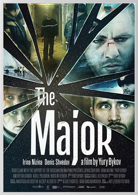 دانلود فیلم سرگرد با دوبله فارسی The Major 2013