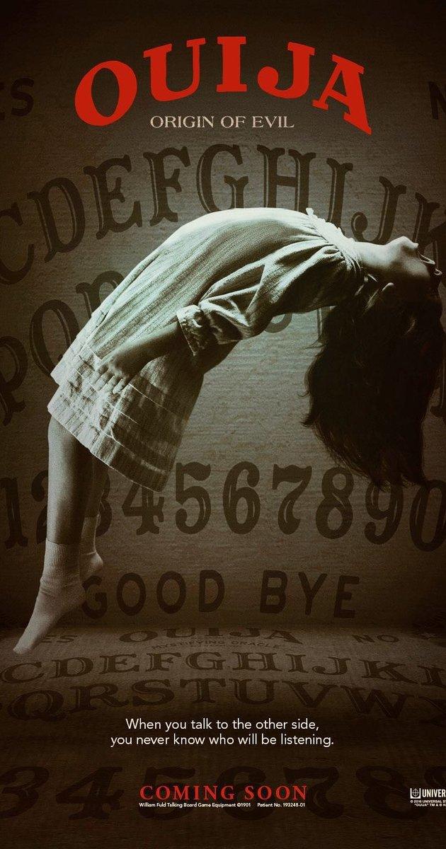 دانلود رایگان فیلم خارجی Ouija Origin Of Evil 2016