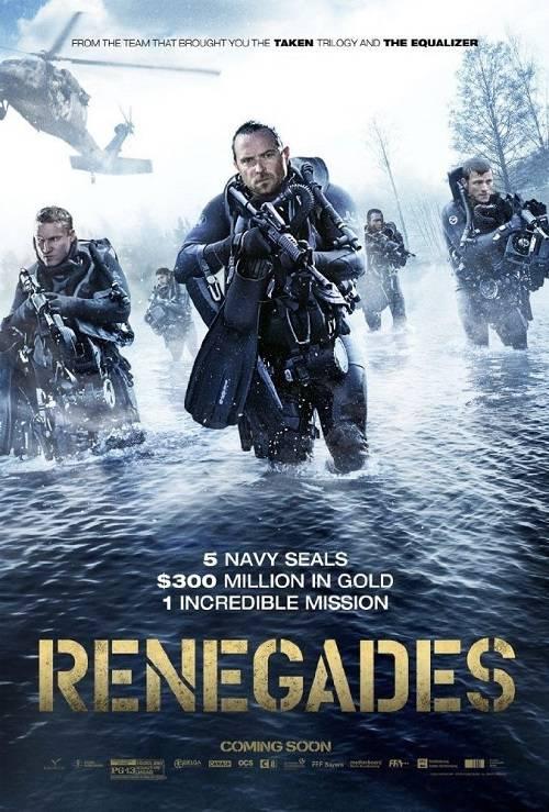 دانلود رایگان فیلم خارجی Renegades 2017
