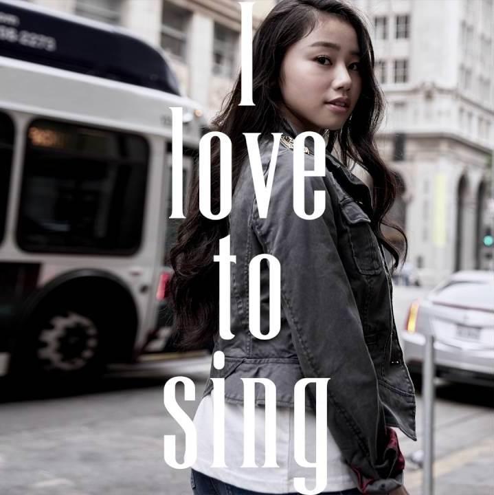 دانلود آلبوم جدید RIRI به نام I love to sing