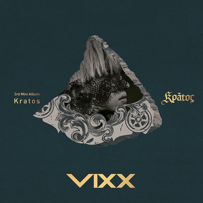 دانلود آلبوم جدید VIXX به نام Kratos