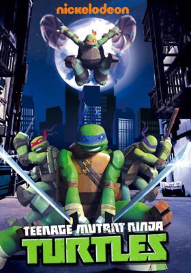 دانلود فصل چهارم انیمیشن لاک پشت های نینجا 2015
