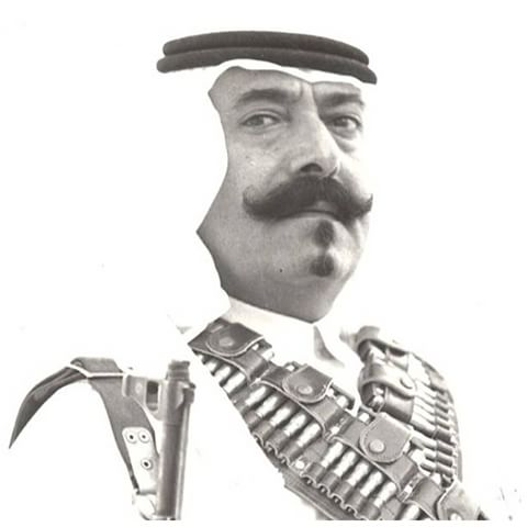 ابیات الامیر محمد السديري فی مدح قبيلة الظفير