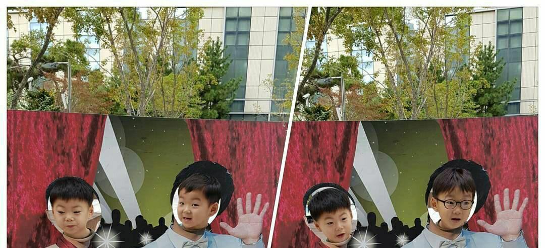 داهان ، مانسه و مینگوک ( سه قلوهای سونگ ایل گوک : جومونگ) لباس رسمی پوشیدن برای مدرسه ! 😀😬 👇🏻