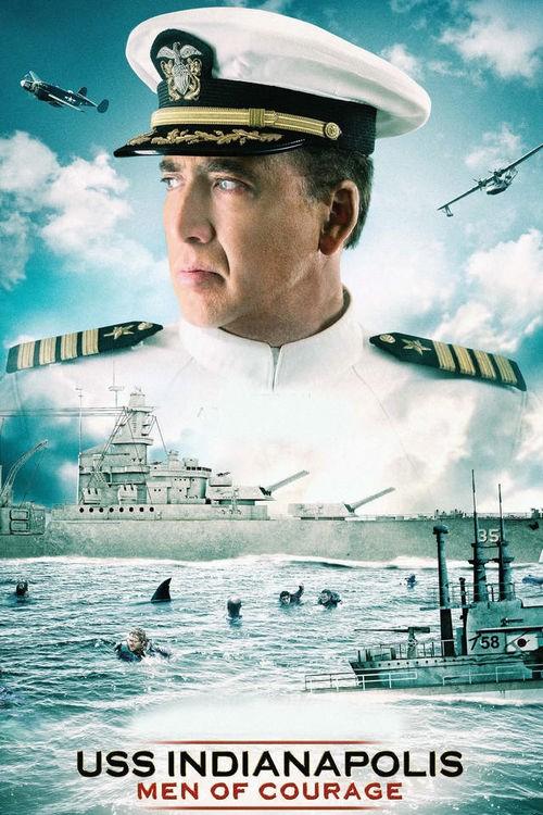 دانلود رایگان فیلم USS Indianapolis: Men of Courage 2016