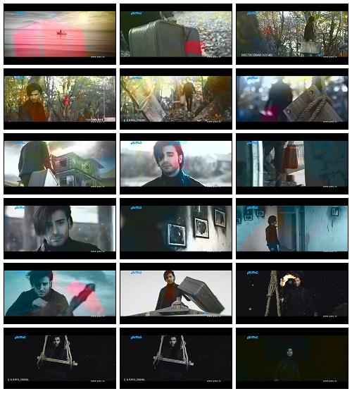 دانلود موزیک ویدیو به نام بذار گریه کنم از  علی پارسا