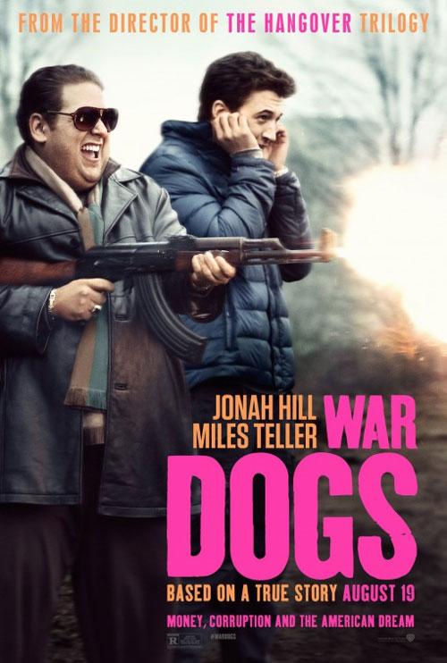 دانلود رایگان فیلم War Dogs 2016