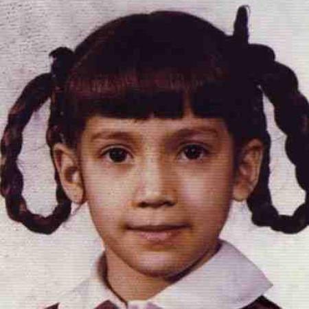 کودکی جنیفر لوپز,عکس بچگی جنیفر لوپز