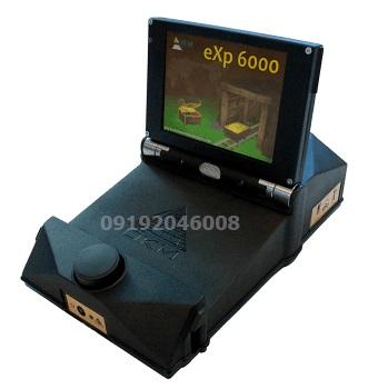 دستگاه فلزیاب او کاام و گنج یاب تصویری OKM Exp 6000